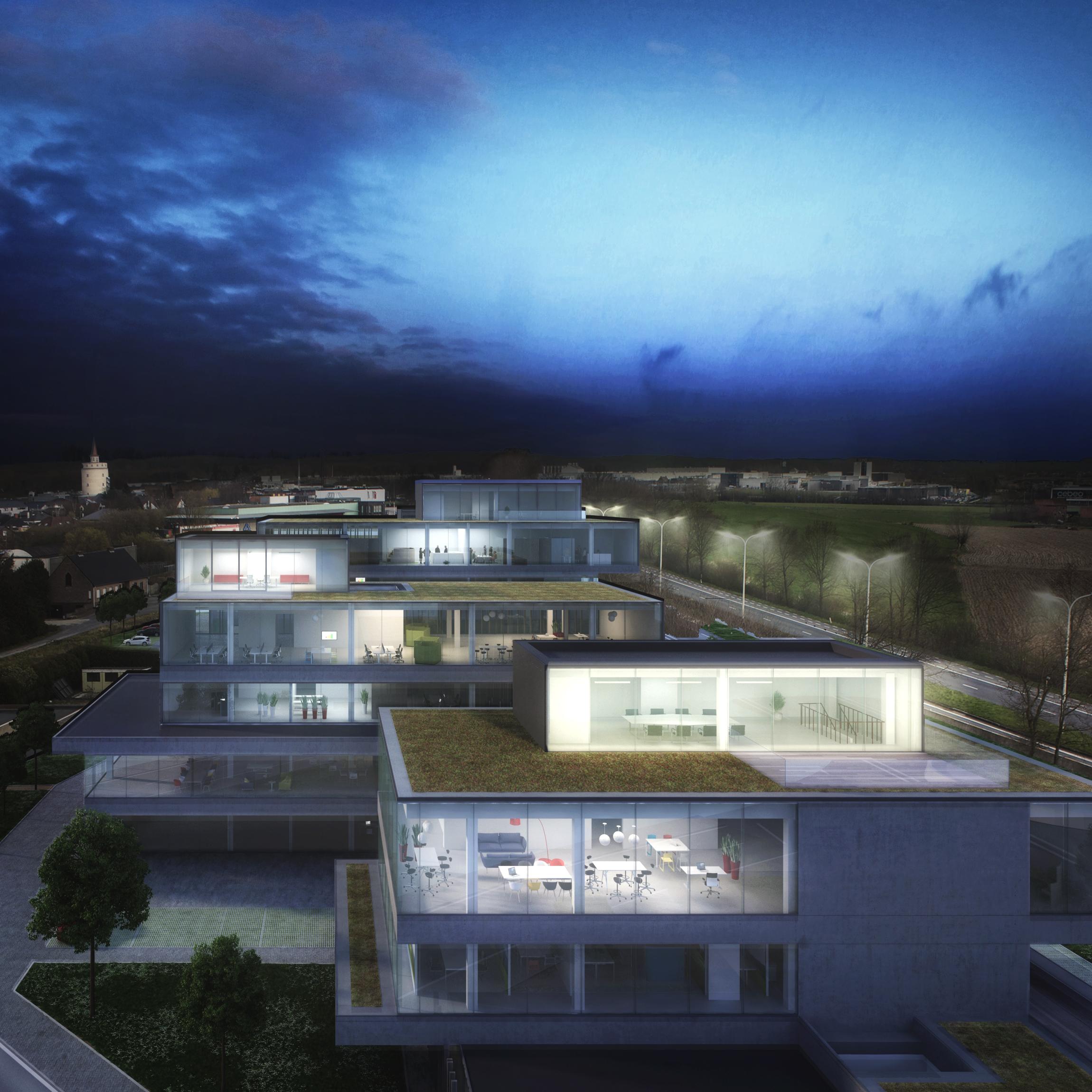 Project in de kijker: Waregem Business Park