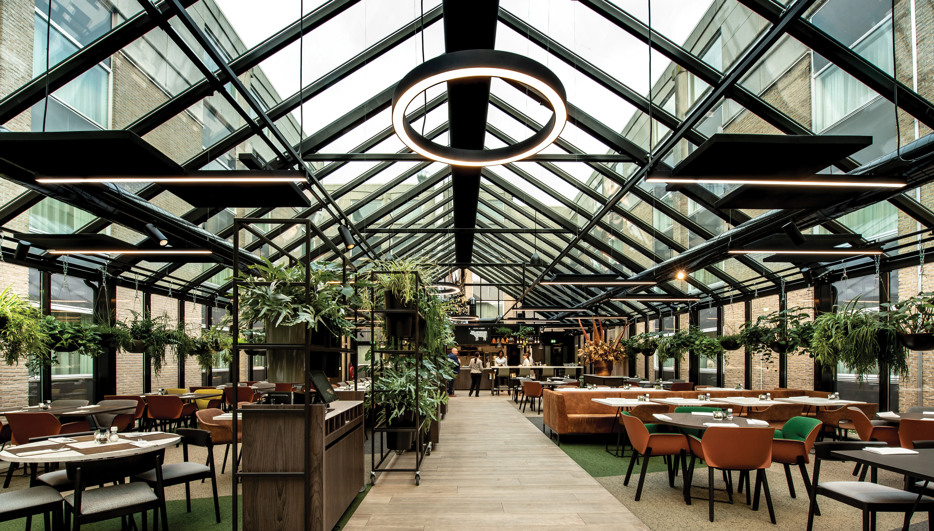 The Greenhouse – NH Schiphol