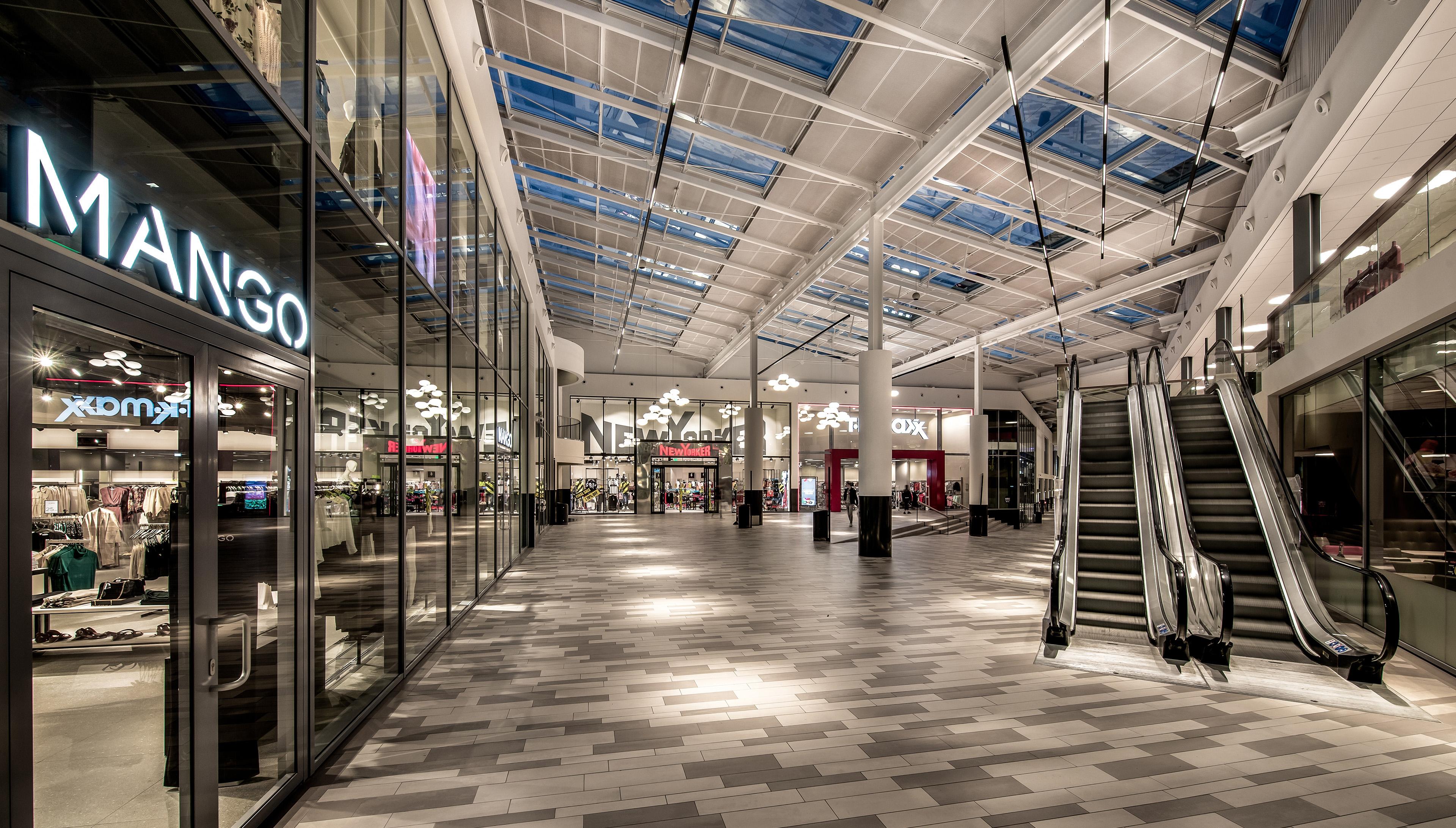 Winkelcentrum Oranjerie