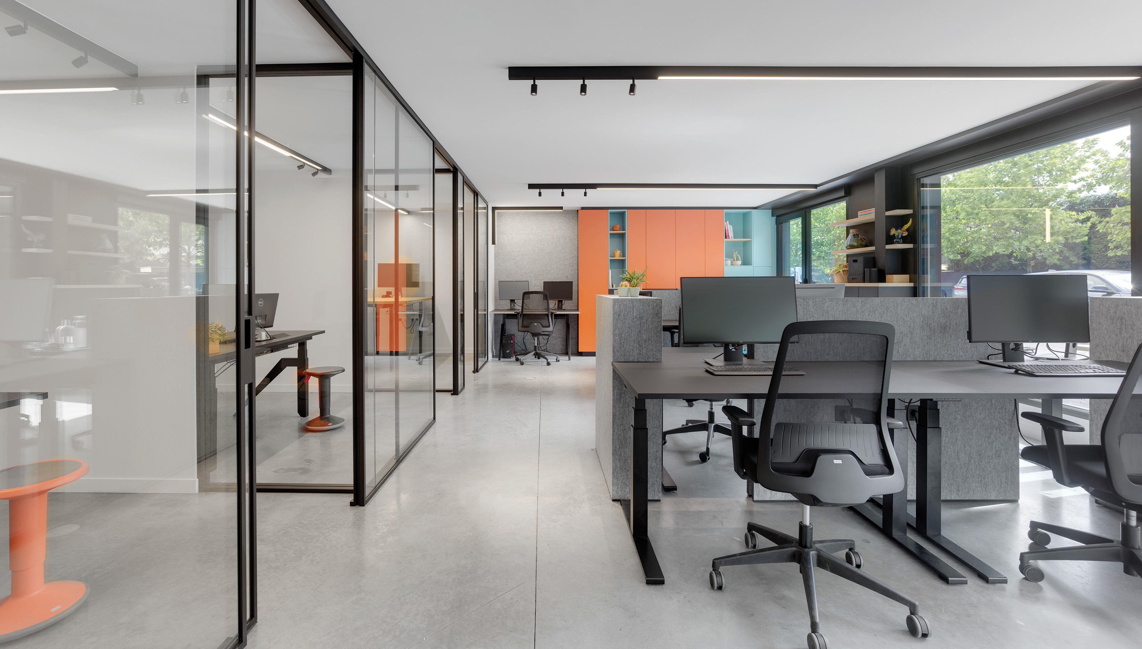 Kantoor Intra Interieur